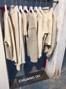 The selection of GQ for the brand Chuang Qu