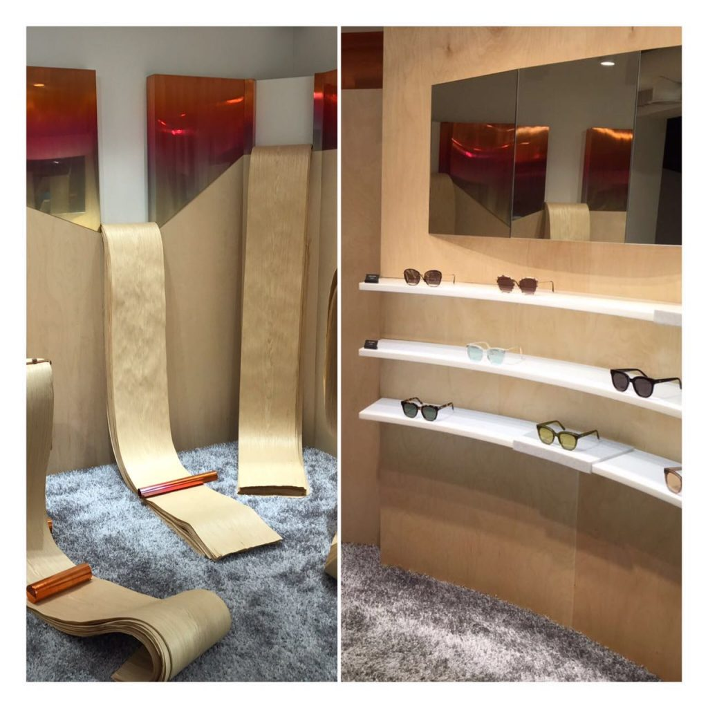 """""""Entropy"""" / Product display with art installation in Gentle Monster Flagship store @Apgujeong street / Seoul"""