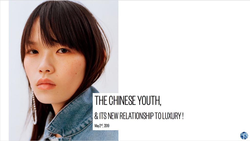 La jeunesse chinoise & sa nouvelle relation au luxe